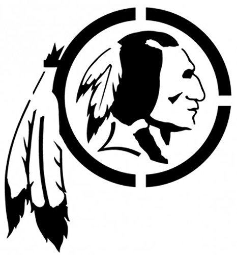 981b2aa5e15 Amazon.com  SUPERBOWL SALE - Washington Redskins Team Logo Car Decal ...