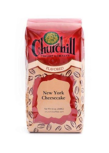 Churchill Coffee New York Cheesecake 12 oz - Ground