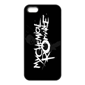 James-Bagg Phone case - My Chemical Romance Music Band Pattern Protective Case For HTC One M7 Cover s Style-14
