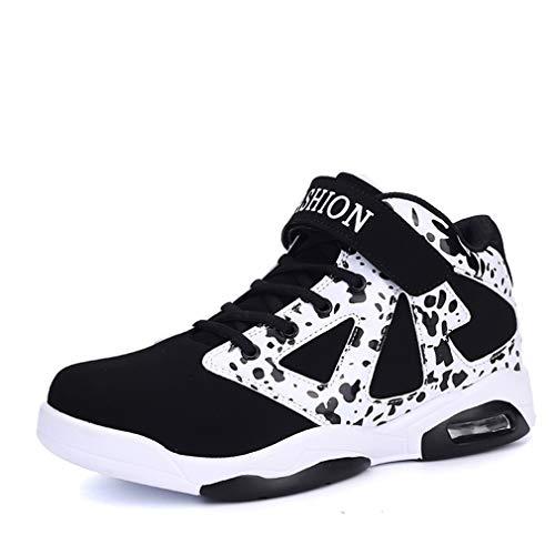 a Exing casual d'aria Amanti da corsa Donna da Scarpe Autunno Uomo Sneakers 43 donna Scarpe Altezza Aumentare Scarpe Colore donna da Primavera B cuscino UN Dimensione 8YYPfOrq