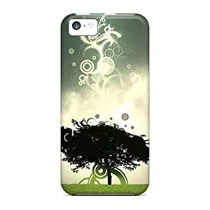 MXcases IYn3522bbtS Case Cover Iphone 5c Protective Case Music Iphone Walpapr