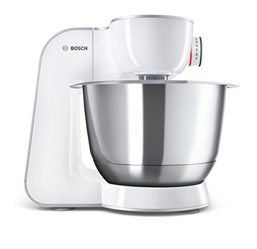 Bosch MUM58200GB Kitchen Machine, 1 kg, 1000 W, Silver