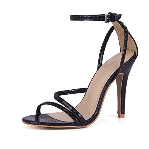 estate nuovo interessanti che state banchetto scarpe scarpe sono traliccio cinture ZHZNVX donna Sandali da e Silver donna sexy CD snakeskin qZ1EIw8