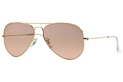 aef5ef85b1011 Image Unavailable. Image not available for. Color  Ray-Ban Aviator RB3025  001 3E 58mm