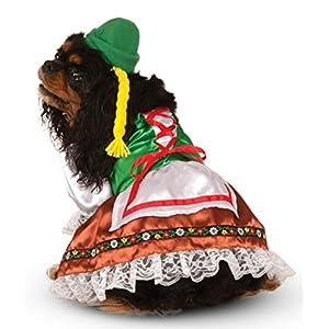Rubies Costume Company Oktoberfest Sweety Pet Suit