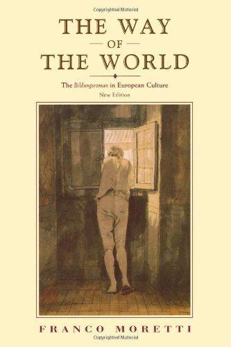 moretti way of the world - 2