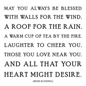 Amazon quotable irish blessing may you always be blessed quotable irish blessing may you always be blessed cards quotes greetings m4hsunfo