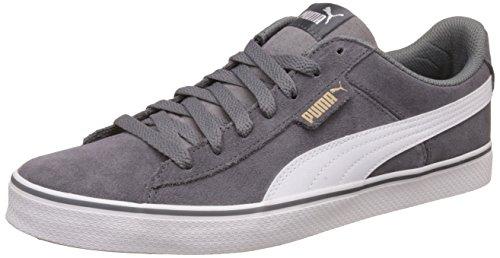 Puma 1948 Vulc - Sneakers Unisex para Adultos Gris (Quiet Shade-puma White 07)