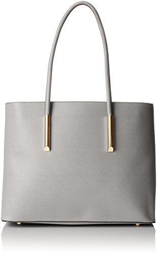 Grey Bag In Classic Swans 1 Cabas 3 Gris Swanky Marbella Combo Hxvnw0