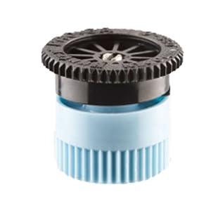 Hunter Sprinkler 6Q Short Radius Fixed Quarter Radius Nozzle, 6-Feet, Light Blue