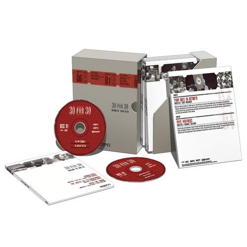 ESPN 30 for 30 Gift Set Collection Season I—Volume II by UNKNO