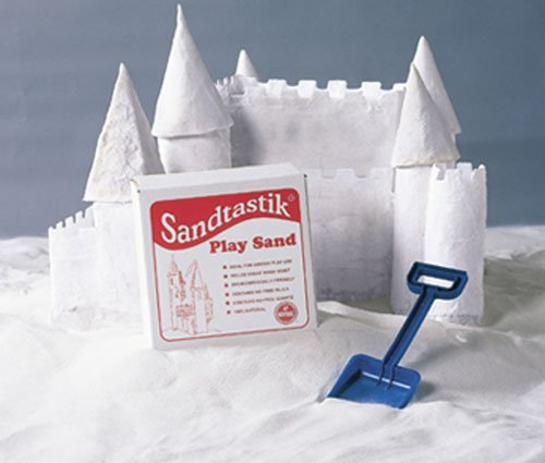 Sandtastik 25 LB BOX REG Play Sand White product image