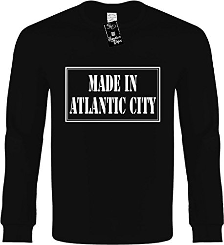 Signature Depot Kids Long Sleeve T-Shirt Size XL (Made In Atlantic City) Youth - City Kids In Atlantic