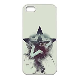 Stars TPU Protective Case Cover Skin For Iphone 5 5s