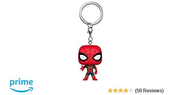 Funko POP! Keychain Marvel: Avengers Infinity War - Iron Spider