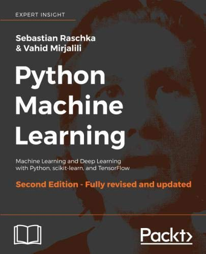 Python Machine Learning: Machine Learning and Deep Learning with Python, scikit-learn, and TensorFlow, 2nd Edition by Packt Publishing - ebooks Account