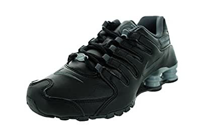 Amazon.com | NIKE Women's Shox NZ EU Running Shoe | Running