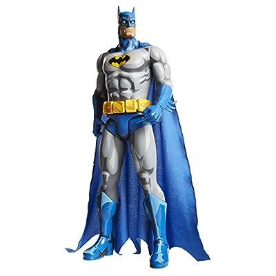 BIG-FIGS Tribute Series DC Originals 18-Inch Batman: Toys & Games