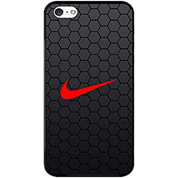 Amazon.com: 3zone Nike Red and White iPhone case: Cell ...