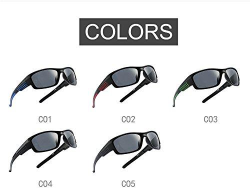 Glasses Riding GOFIVE Sports Driving Para Sol Nuevo De Sunglasses Aire Libre Gafas Drive Gafas Hombres Polarizadas 1 De Al Sol 7nv7qrP