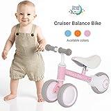 Dream On Me Cruiser Balance Bike in Pink
