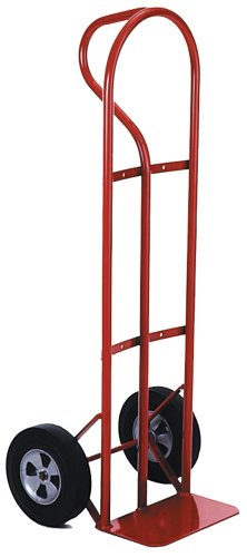 Lockwood-HTS-47851-Steel-Hand-Truck-with-P-Handle-Solid-Rubber-Wheels-600-lbs-Load-Capacity-50-Height-20-Length-x-18-Width