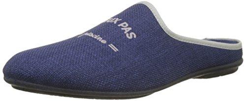 Pantoletten Blau 112 Orbiel Jean Herren Rondinaud xOawYY