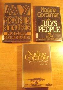 my sons story nadine gordimer summary