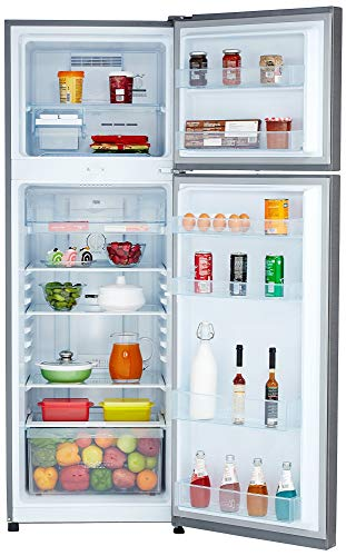 Haier 335L Double Door Refrigerator