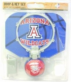 Softee Hoop Set - Arizona Wildcats
