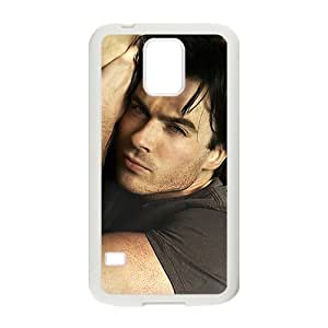 Happy Ian Joseph Somerhalder Cell Phone Case for Samsung Galaxy S5