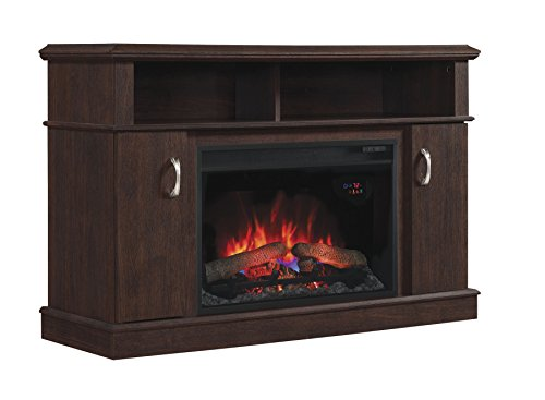 Classic Flame 26MM5516-PC72 Dwell Fireplace Mantel, 26-Inch (MANTEL ONLY) ()