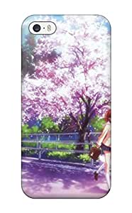 Hot Design Premium DzBftpO3389njExV Tpu Case Cover Iphone 5/5s Protection Case(clannad)