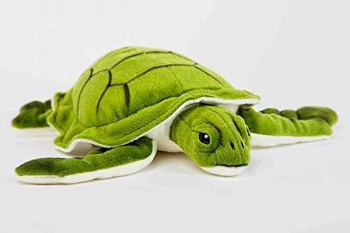 Sea Turtle 11  Stuffed Plush Animal  Cabin Critters Sea Life Collection by Cabin Critters