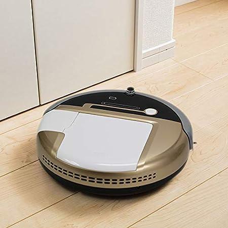Robot Vacuum Cleaner, Buena FD-3RSW (CII) CS 1000Pa Grande de aspiración Inteligente del hogar Aspirador Robot Limpia, Obras en Las alfombras y Suelos Duros: Amazon.es: Hogar