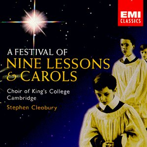 A Festival of Nine Lessons and Carols by EMI Classics