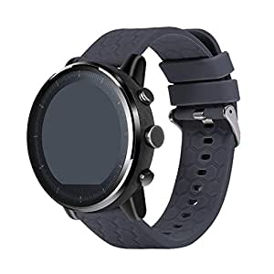 tencloud correas Compatible con Amazfit GTR 47mm Correas de Reloj ...