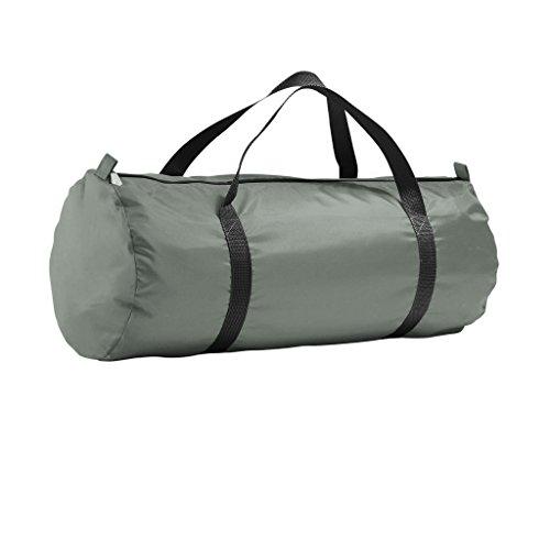 Soho Rugby - SOLS Soho 52 Holiday Holdall / Travel Bag (ONE) (Urban Grey)