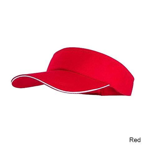 HSLPLX Sombrero de Copa de Color sólido Hombres y Mujeres de Color ...