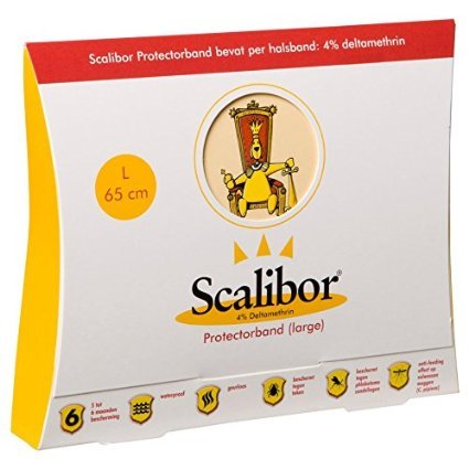 Scalibor Flea & Tick Collar by Scalibor