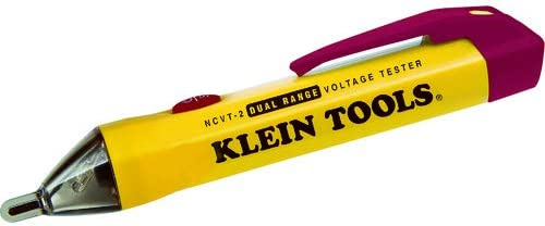 Klein Tools NCVT-2, Dual Range Pen Current Sensor