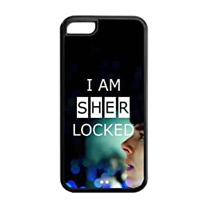 MEIMEICustomize Sherlock TPU Protective Case For iphone 4/4sMEIMEI