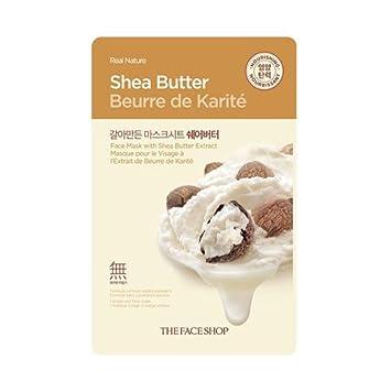 Facial shea butter