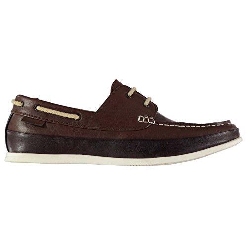 43 Shoes Classic Uomo Marrone Boat Soviet PXqxAU