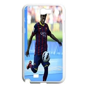 Custom Case Bienvenido Neymar for Samsung Galaxy Note 2 N7100 A3R7237857