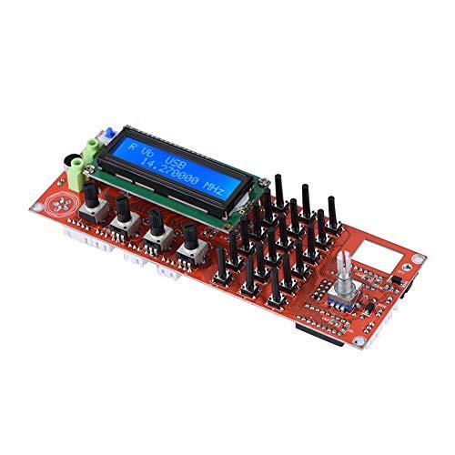 - REFURBISHHOUSE DDS Signal Generator 0~55MHz for Digital HAM Radio SSB6.1 Transceiver VFO SSB