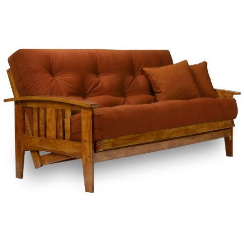 Discover Bargain Nirvana Futons Westfield Wood Futon Frame