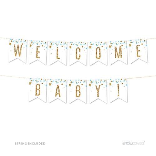 Baby Shower Custom Banner - 9