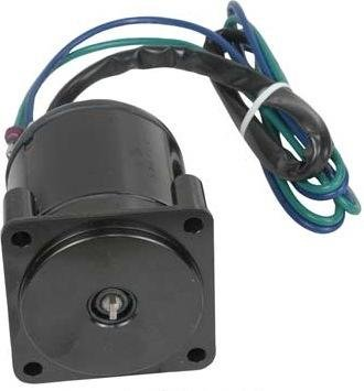 Sierra International 18-6281 Marine Heavy Duty Power Tilt and Trim Motor for Johnson/Evinrude Outboard - Power Trim Outboard Motor