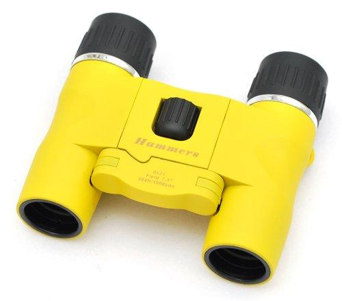 Premium Quality Compact Small Travel Binocular 8X21 Marine Yellow